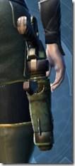 Antique Socorro Blaster Dorn - Stowed