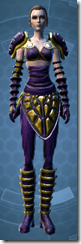 Balanced Combatant Dyed