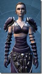 Balanced Combatant - Female Close