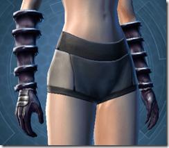 Balanced Combatant Female Vambrace