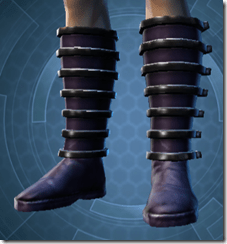 Balanced Combatant Male Shinguards