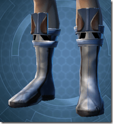 Ceremonial Male Boots
