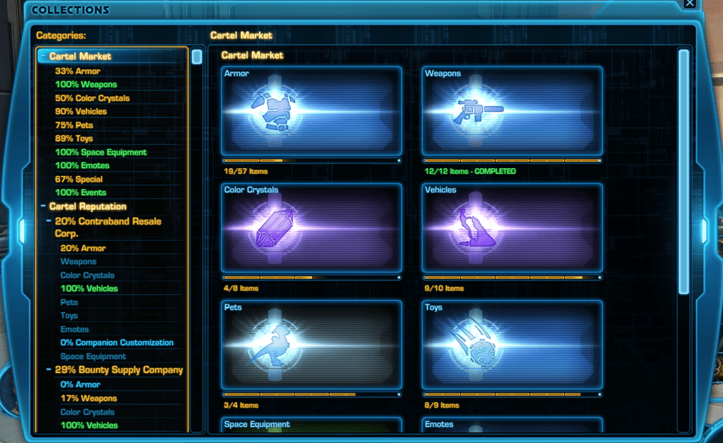 Cartel Market and Reputation Guide