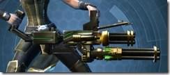 Czerka CZX-4 Assault Cannon - Right