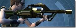 Czerka CZX-4 Blaster Rifle - Right