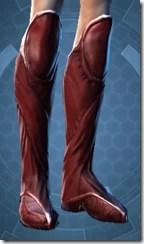 Dathomir Shaman Female Boots