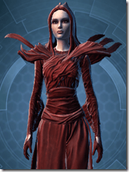Dathomir Shaman - Female Close
