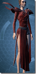 Dathomir Shaman Female Robes