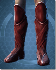 Dathomir Shaman Male Boots