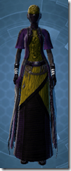 Ghostly Magus Dyed