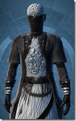 Ghostly Magus - Male Close