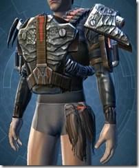 Savage Hunter Male Chestguard