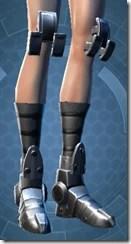 Series 617 Cybernetic Female Feet