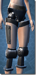 Series 617 Cybernetic Female Legs
