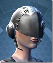 Series 617 Cybernetic Female Skull