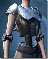 Series 617 Cybernetic Female Torso