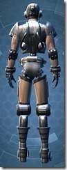 Series 617 Cybernetic - Male Back