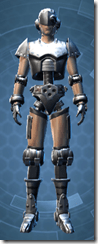 Series 617 Cybernetic - Male Front