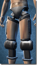 Series 617 Cybernetic Male Legs