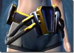 Spcetre Female Belt