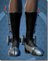 Alliance Agent Female Boots