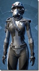 Alliance Agent - Female Close