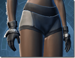 Alliance Agent Female Gloves