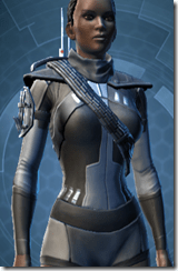 Alliance Agent Female Jacket