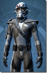 Alliance Agent - Male Close