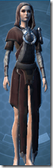 Alliance Consular Female Robes