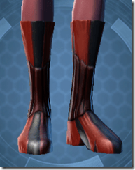 Alliance Inquisitor Female Boots