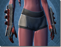 Alliance Inquisitor Female Handwraps