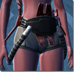 Alliance Inquisitor Female Waistwrap