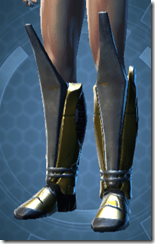 Alliance Knight Male Boots