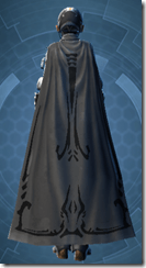Alliance Smuggler - Female Back