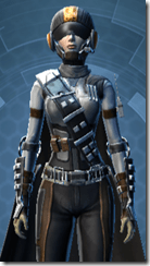 Alliance Smuggler - Female Close