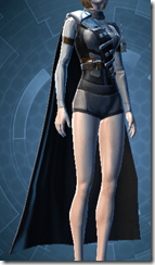 Alliance Smuggler Female Suit
