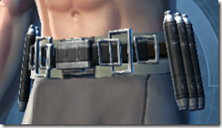 Alliance Smuggler Male Belt