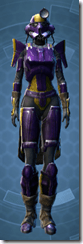 Alliance Trooper Dyed