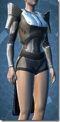 Alliance Trooper Female Chestguard