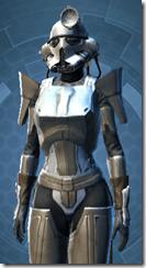 Alliance Trooper - Female Close