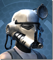Alliance Trooper Female Helmet