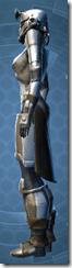 Alliance Trooper - Female Left