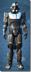 Alliance Trooper - Male Front