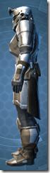 Alliance Trooper - Male Left