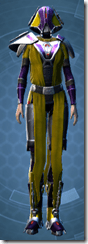 Alliance Warrior Dyed