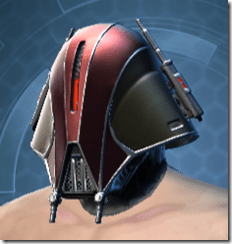 Alliance Warrior Male Headgear