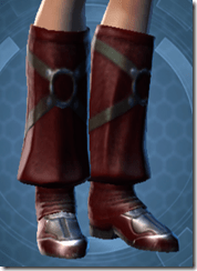 Dark Reaver Agent Female Boots