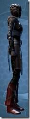 Dark Reaver Agent - Female Right