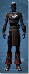 Dark Reaver Agent - Male Front